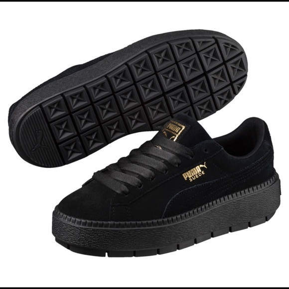 Platform Trace Women's Sneakers NWT